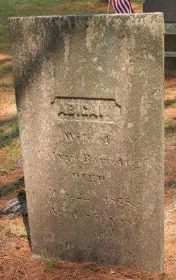 Abigail <i>Clough</i> Barrett