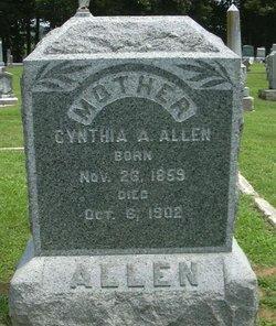 Cynthia A. <i>Melton</i> Allen
