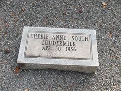 Cherrie Anne <i>South</i> Loudermilk