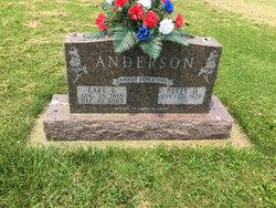 Earl E Anderson