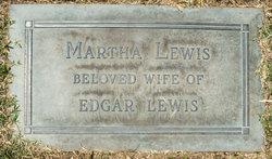Martha <i>Welsh</i> Lewis