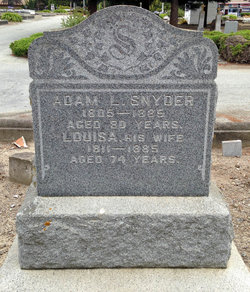 Louisa Snyder