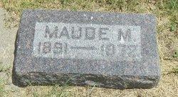 Maude Marie <i>Fiechter</i> Childers