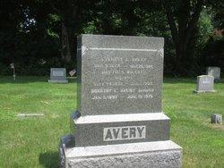 Hattie S <i>Wolcott</i> Avery