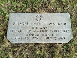 LTC Russell Keith Walker