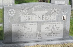 Rita S. Greenberg
