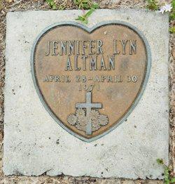 Jennifer Lyn Altman