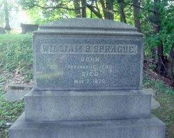 Rev William Buell Sprague