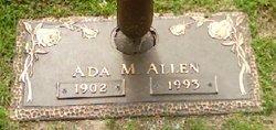 Ada M Allen