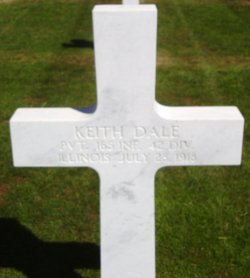 Corp Keith Dale