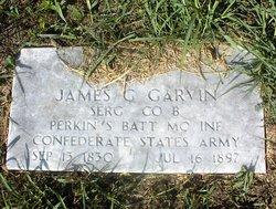 Sgt James G. Garvin