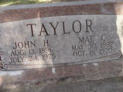 Mae Loretta <i>Christensen</i> Taylor