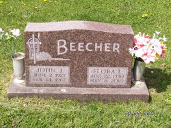 Flora Louise Lue <i>Morgan</i> Beecher