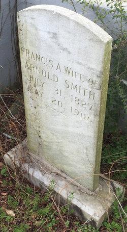 Frances Anne <i>Johnson</i> Smith
