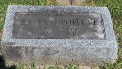 Wyley Jefferson Poplett