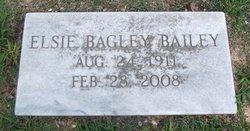 Elsie <i>Bagley</i> Bailey