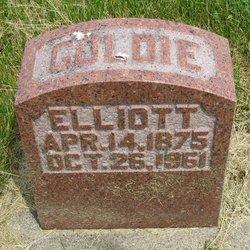 Goldie V. <i>Reed</i> Elliott