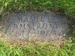 Mae Delilah Mamie <i>Norris</i> Armstrong