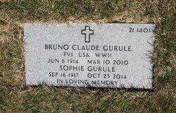 Bruno Claude Gurule