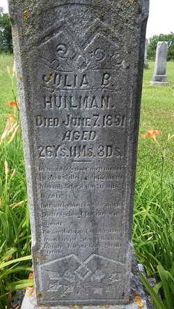 Julia B Huilman