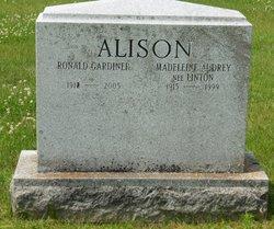 Madeleine Audrey <i>Linton</i> Alison