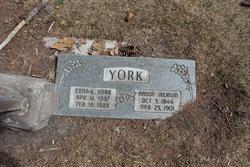 Aaron Mereon York, Jr
