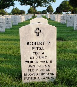 Robert P Pitzl