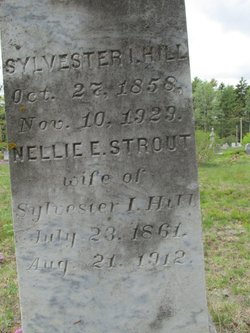 Nellie Evelyn <i>Strout</i> Hill