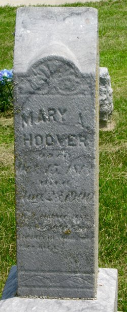 Mary Ann <i>Witters</i> Hoover