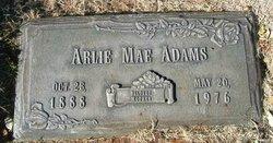 Arlie Mae <i>Allgood</i> Adams