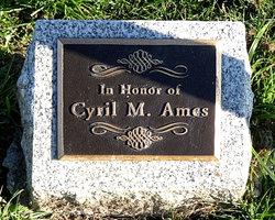 Cyril M. Ames