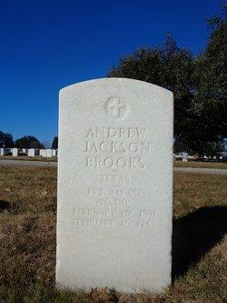 Andrew Jackson Jack Brooks
