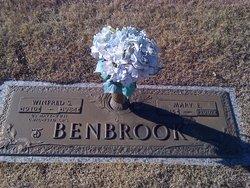 Mary Elizabeth <i>Webb</i> Benbrook