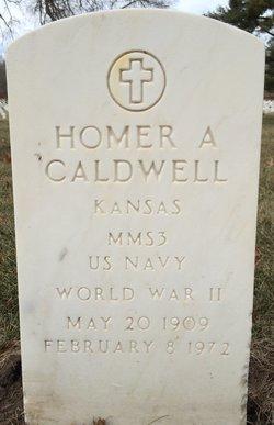 Homer A Caldwell