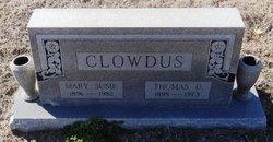 Thomas David Tom Clowdus