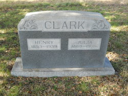 Julia <i>Timm</i> Clark