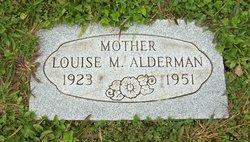 Louise Mankin <i>Stanley</i> Alderman