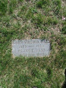 Mary Virginia Gass