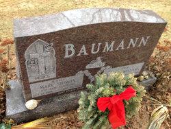 Mary Shirley Babe <i>Berglund</i> Baumann