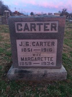 Margaret Maggie <i>Ruffin</i> Carter
