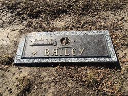 Harold T Bailey, Sr