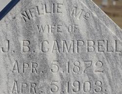 Nellie Mc Campbell