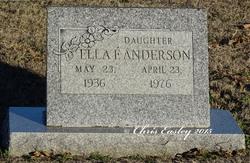 Ella F. Anderson