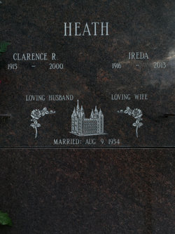 Clarence Ruben Heath