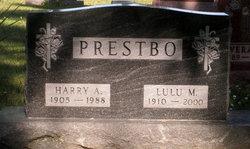 Harry A. Prestbo