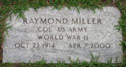 Raymond O. Miller