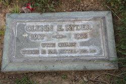 Glenn Elmer Ryder
