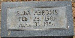 Reba Abroms