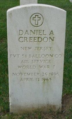 Daniel A Creedon