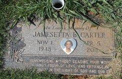 Jamesetta <i>Bruner</i> Carter